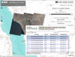 LandsatLook Interface