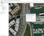 30 cm Digital Globe imagery in ArcGIS Online