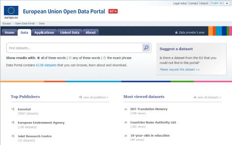 EU portal