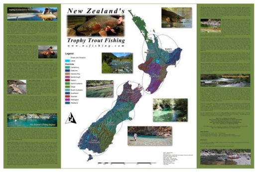 New Zealand Ecotourism Map