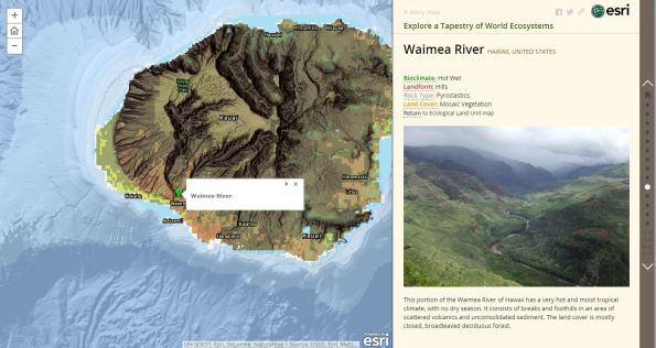 Ecological Land Units Map and Data